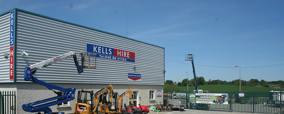 Kells Hire/Sales/Repairs